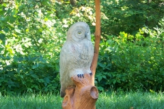 Lamp 3 Owl